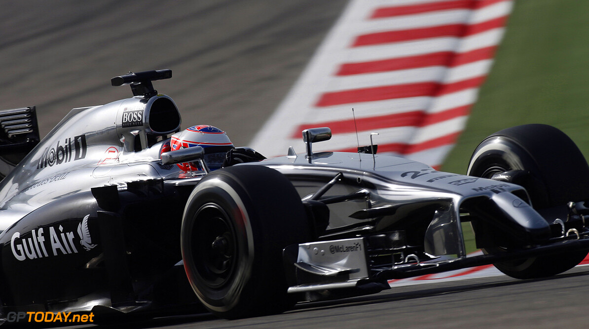 Everyone at McLaren has to try harder - Button