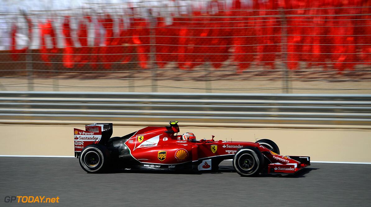 GP BAHRAIN F1/2014  MANAMA (BAHRAIN) 04/04/2014  (C) FOTO STUDIO COLOMBO X FERRARI GP BAHRAIN F1/2014  (C) FOTO STUDIO COLOMBO MANAMA  BAHRAIN