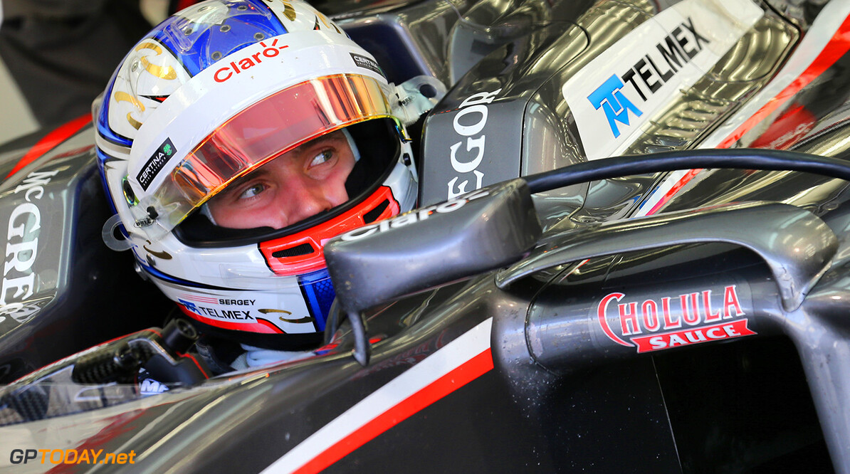 Gaining experience at Sochi 'very possible' - Sirotkin