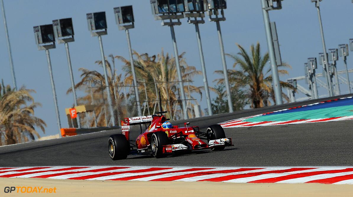 TEST F1 BAHRAIN 2014  (C) FOTO ERCOLE COLOMBO   (C) FOTO ERCOLE COLOMBO BAHRAIN  SAKHIR