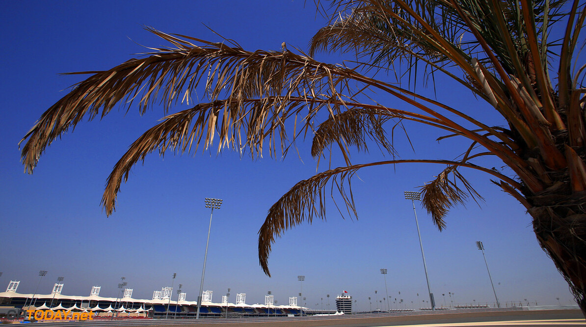 Formula One Testing Jules Bianchi (FRA) Marussia F1 Team MR03. 09.04.2014. Formula One Testing, Bahrain Test, Day Two, Sakhir, Bahrain. Motor Racing - Formula One Testing - Bahrain Test - Day 1 - Sakhir, Bahrain Marussia F1 Team Sakhir Bahrain  Formel1 Formel F1 Formula 1 Formula1 one Bahrain Bahrain International Circuit BIC Manama Sakhir Tuesday 08 8 04 4 2014 April Action Track