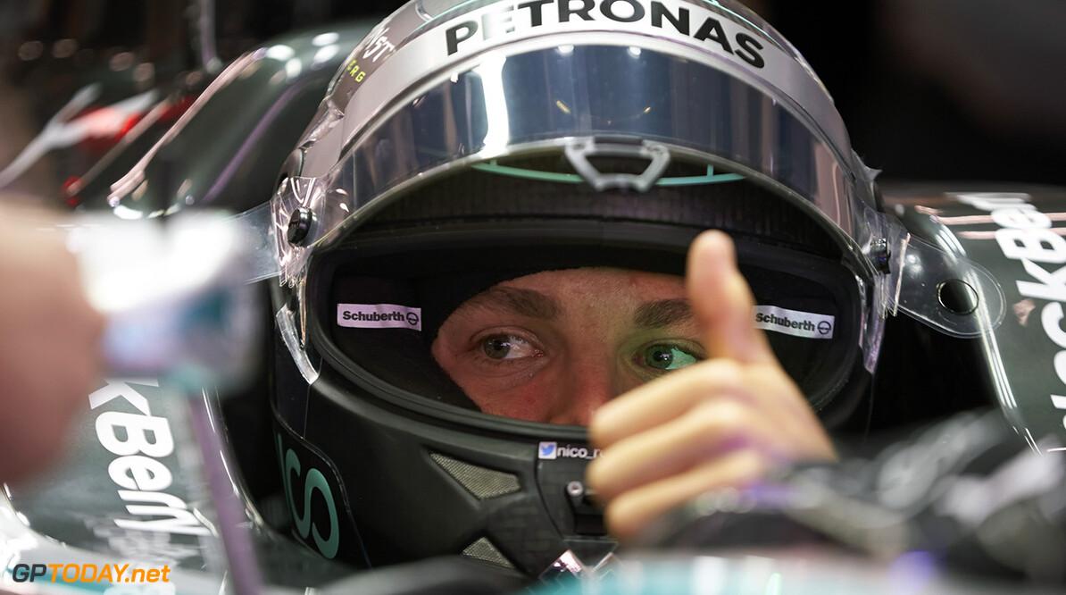 """Rosberg: """"We hebben ons huiswerk goed gedaan"""""""