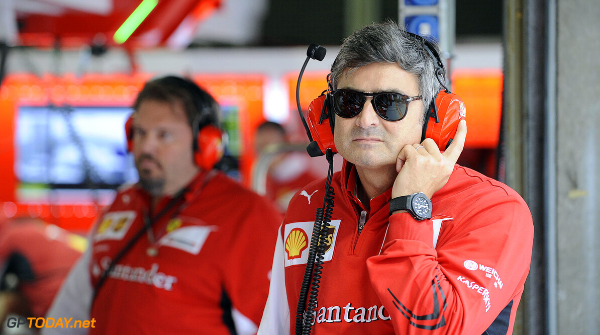 Arrivabene replaces Mattiacci as Ferrari team boss