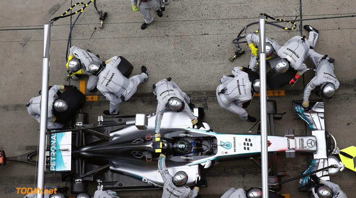 Puma extends deal as team supplier for Mercedes
