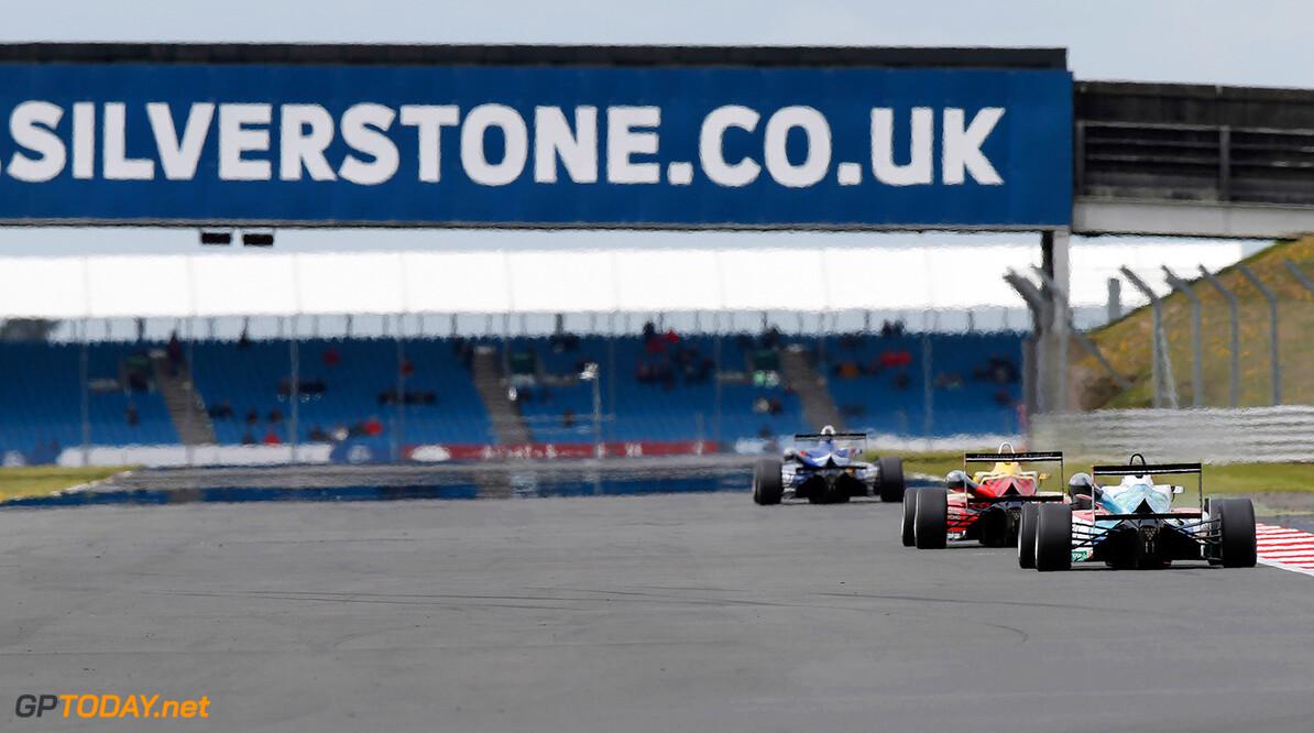 FIA Formula 3 European Championship, round 1, race 2, Silverston 26 Dennis Van de Laar (NLD, Prema Powerteam, Dallara F312 - Mercedes), FIA Formula 3 European Championship, round 1, race 2, Silverstone (GBR) - 18. - 20. April 2014 FIA Formula 3 European Championship, round 1, race 2, Silverstone (GBR) Thomas Suer Silverstone Great Britain