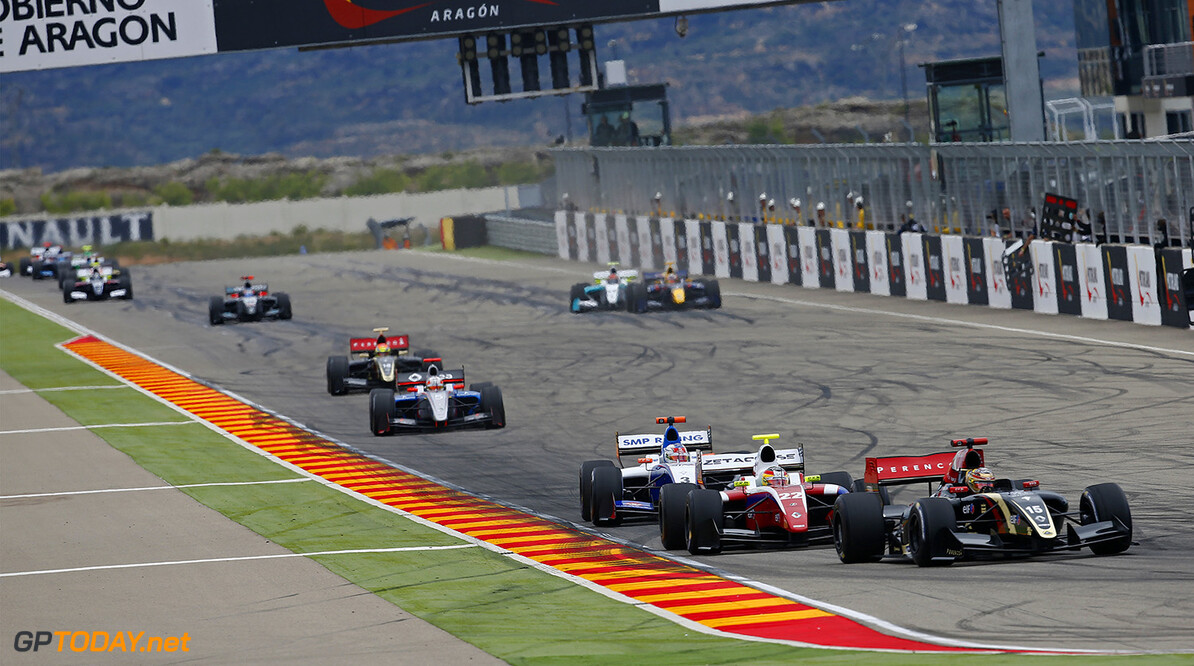 15 STOCKINGER Marlon (Phi) Formula Renault 3.5 Lotus action during the 2014 World Series by Renault, on April 27, 2014 in Motorland, Spain. Photo Florent Gooden / DPPI AUTO - WSR MOTORLAND 2014 FLORENT GOODEN MOTORLAND SPAIN  Auto Car FR Formula Renault FR 3.5 MONOPLACE Motorsport Race UNIPLACE WSR WORLD SERIES BY RENAULT 2014 APRIL AVRIL
