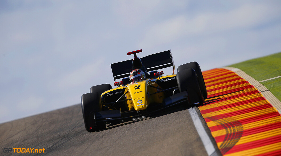 02 NATO Norman (Fra) Formula Renault 3.5 Dams action during the 2014 World Series by Renault, on April 27, 2014 in Motorland, Spain. Photo Jean Michel Le Meur / DPPI AUTO - WSR MOTORLAND 2014 JEAN MICHEL LE MEUR MOTORLAND SPAIN  Auto Car FR Formula Renault FR 3.5 MONOPLACE Motorsport Race UNIPLACE WSR WORLD SERIES BY RENAULT 2014 APRIL AVRIL