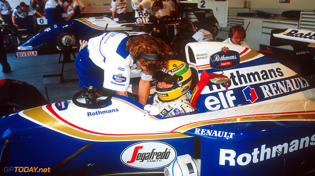 1994 Pacific Grand Prix. Tanaka International, Aida, Japan, 15-17 April 1994, RD2.