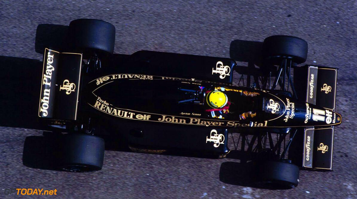De dag van de eerste F1-overwinning van Senna