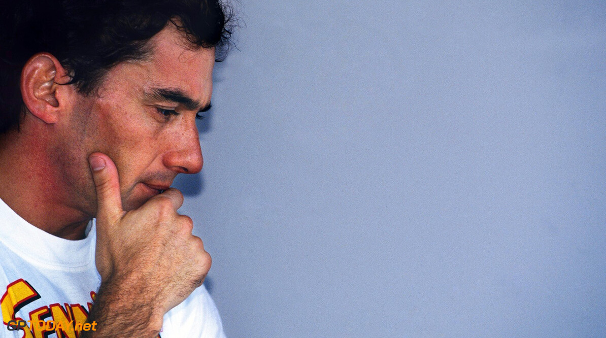 <b>Video:</b> Documentaire over IndyCar-test Ayrton Senna