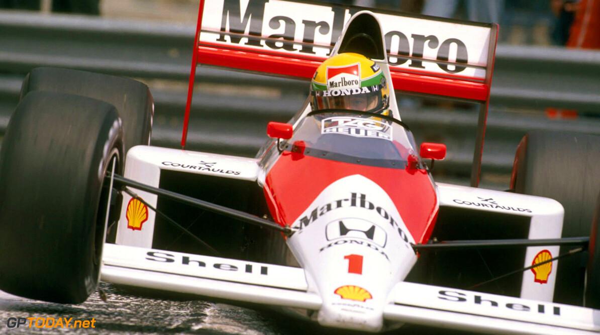 Alonso en Button geïnspireerd door Senna en Prost