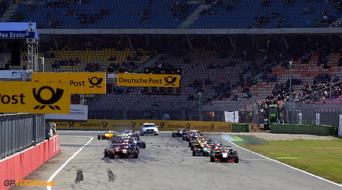 FIA Formula 3 European Championship, Round 02, Hockenheim (GER) #30 Max Verstappen (NED, Van Amersfoort Racing, Dallara F314 Volkswagen), FIA Formula 3 European Championship, Round 02, Hockenheim (GER) - 2. - 4. May 2014 FIA Formula 3 European Championship, Round 02, Hockenheim (GER) Richard de Klerk Photography //  Hockenheim Germany