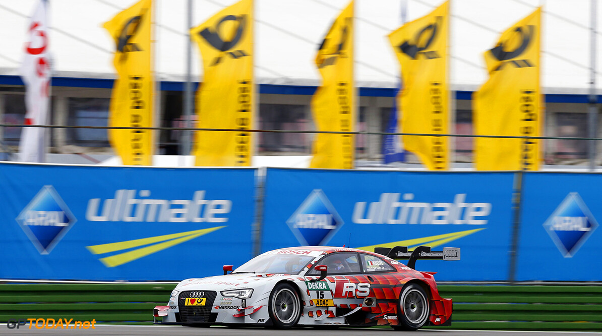 www.hoch-zwei.net #15 Edoardo Mortara (E, Audi Sport Team Abt, Audi RS 5 DTM) Motorsports / DTM 1. race Hockenheim HOCH ZWEI Hockenheim Germany  Partner01 partner02 Partner03