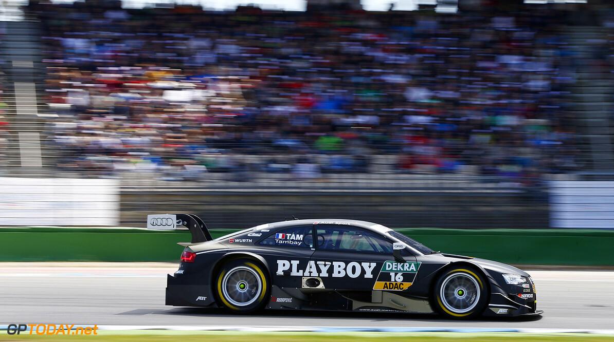 #16 Adrien Tambay (F, Audi Sport Team Abt, Audi RS 5 DTM)