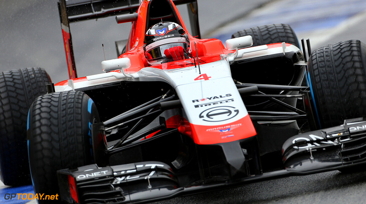 Equipment auction means Marussia near finish line