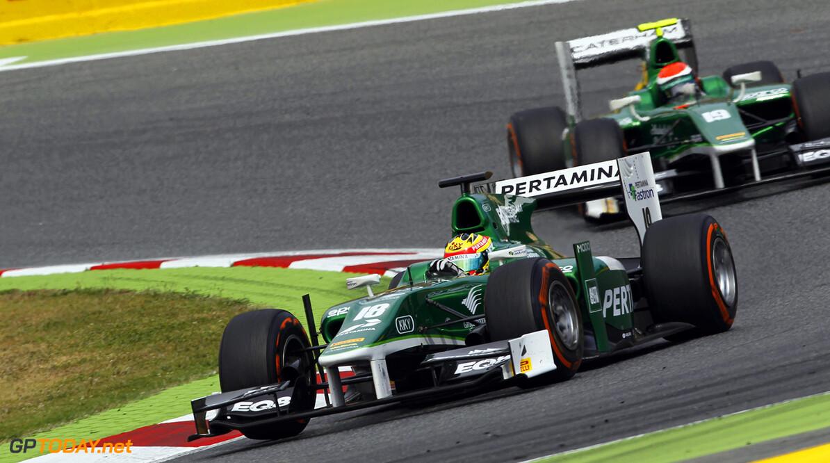 Status Grand Prix neemt Caterham Racing over
