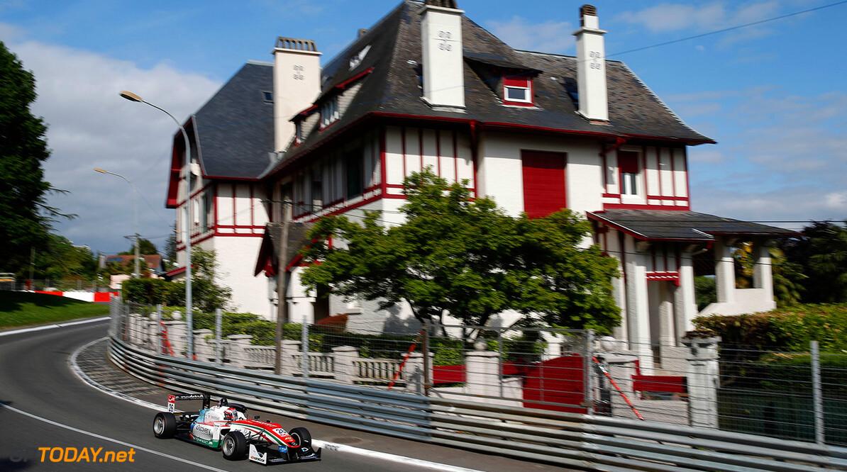 FIA Formula 3 European Championship, round 3, Pau 26 Dennis Van de Laar (NLD, Prema Powerteam, Dallara F312 - Mercedes), FIA Formula 3 European Championship, round 3, Pau (FRA) - 9. - 11. May 2014 FIA Formula 3 European Championship, round 3, Pau (FRA) Thomas Suer Hockenheim Germany