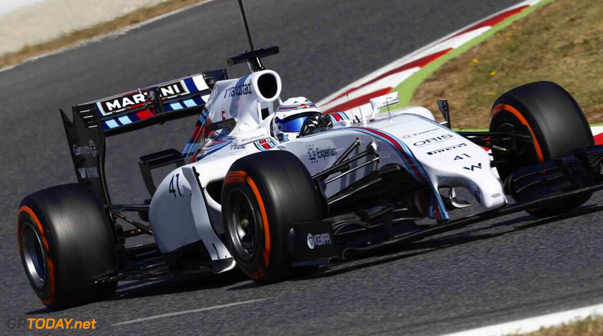 Susie Wolff 'nervous, but ready' for free practice on Friday