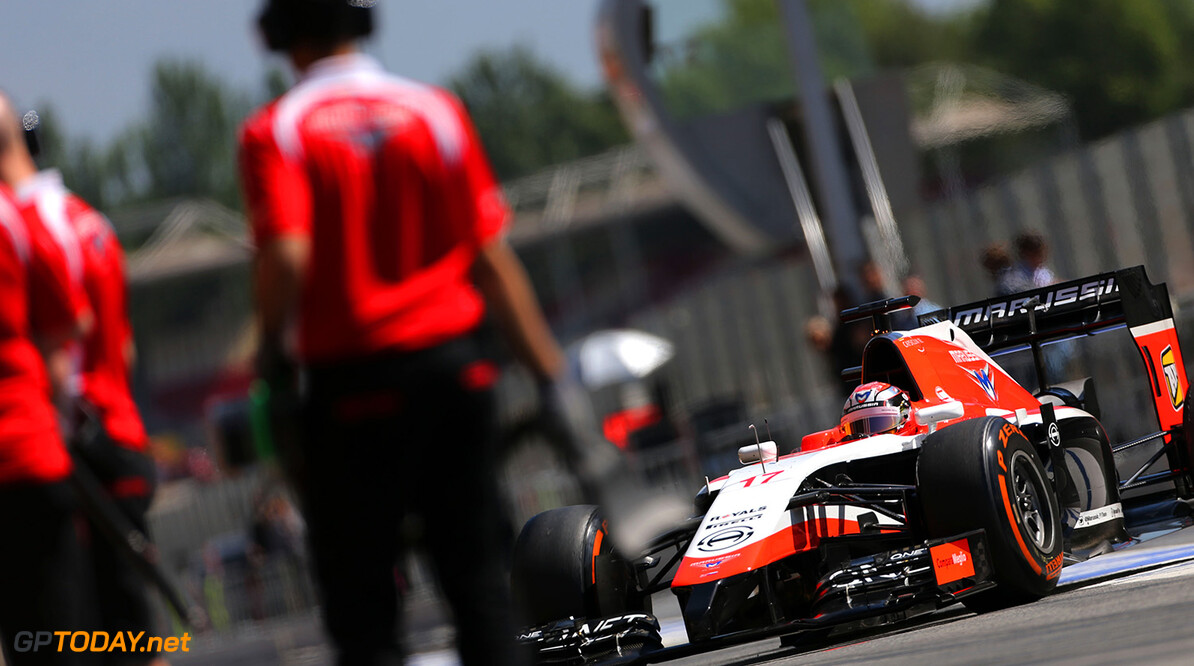 Now Marussia officially taken over by insolvency experts