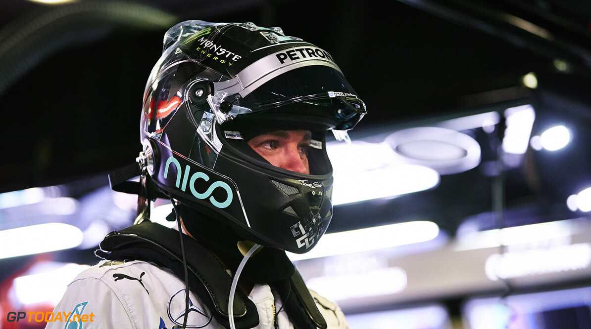 Rosberg in Monaco weer op jacht naar de koppositie