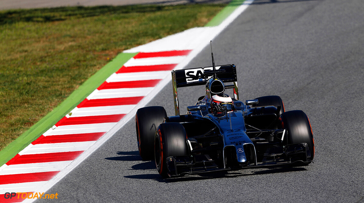 Circuit de Catalunya, Barcelona, Spain. Wednesday 14 May 2014. World Copyright: Sam Bloxham/LAT Photographic. ref: Digital Image _SBL1136.JPG  Sam Bloxham    test testing f1