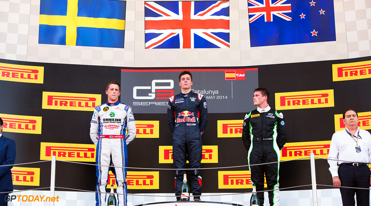 2014 GP3 Series Round 1 - Race 1.