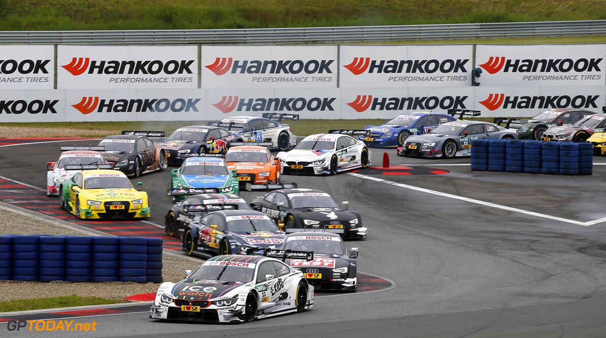 www.hoch-zwei.net Motorsports / DTM 2. race Oschersleben,  Start Motorsports / DTM 2. race Oschersleben HOCH ZWEI Hockenheim Germany  Partner01 Partner03