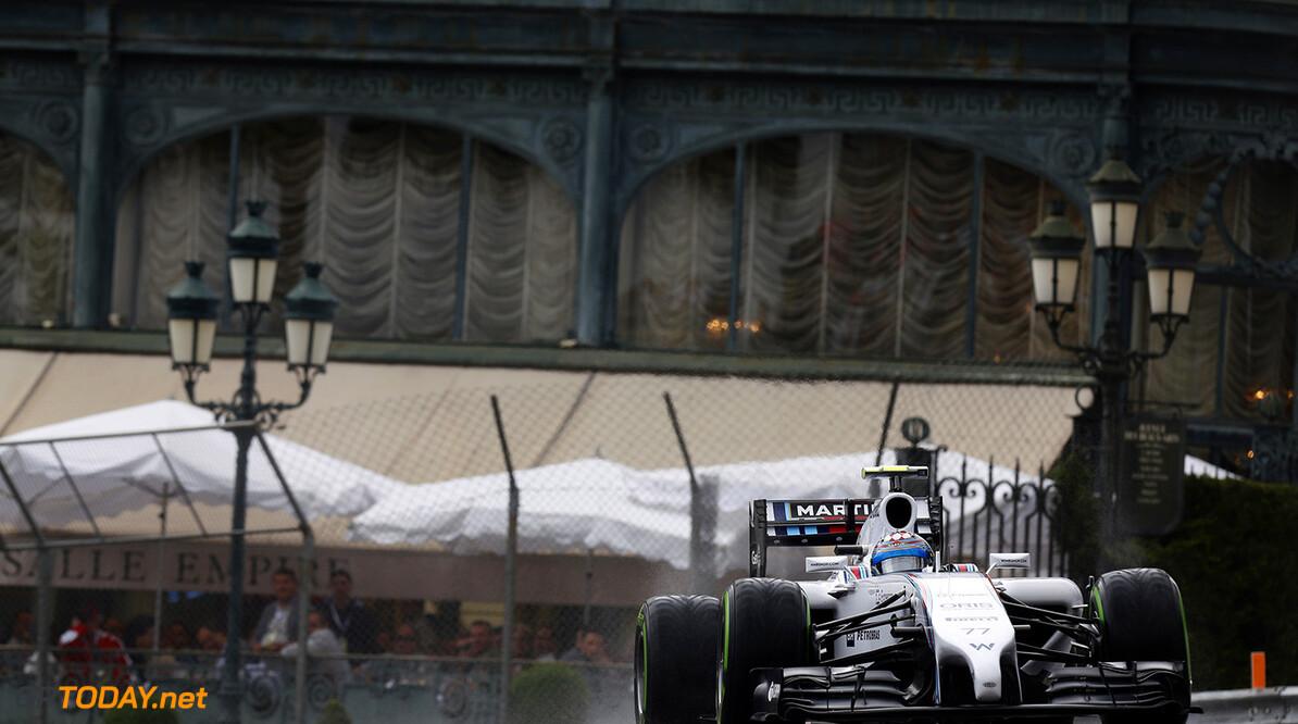 Monte Carlo, Monaco. Thursday 22 May 2014. Valterri Bottas, Williams FW36 Mercedes. Photo: Alastair Staley/Williams F1. ref: Digital Image _R6T8660  Al Staley    f1 formula 1 formula one gp grand prix Action