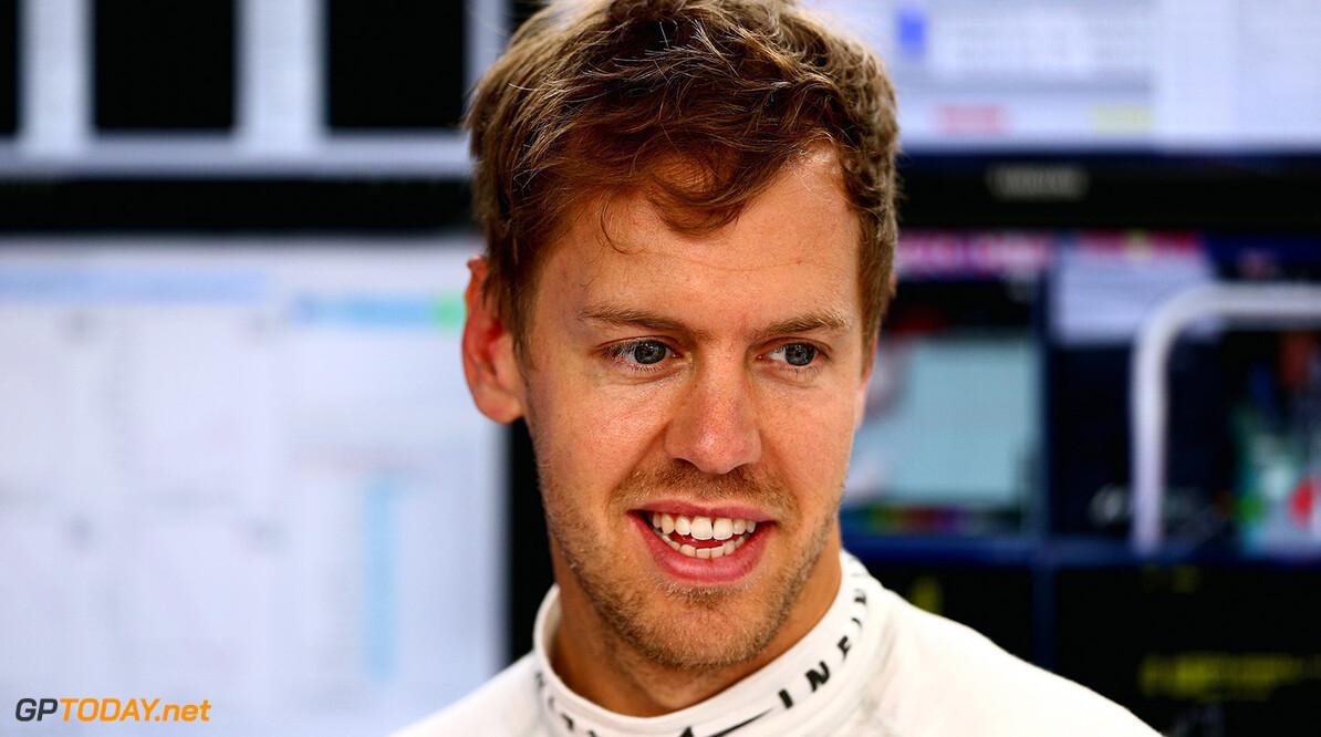 Vettel takes interest from McLaren-Honda into consideration