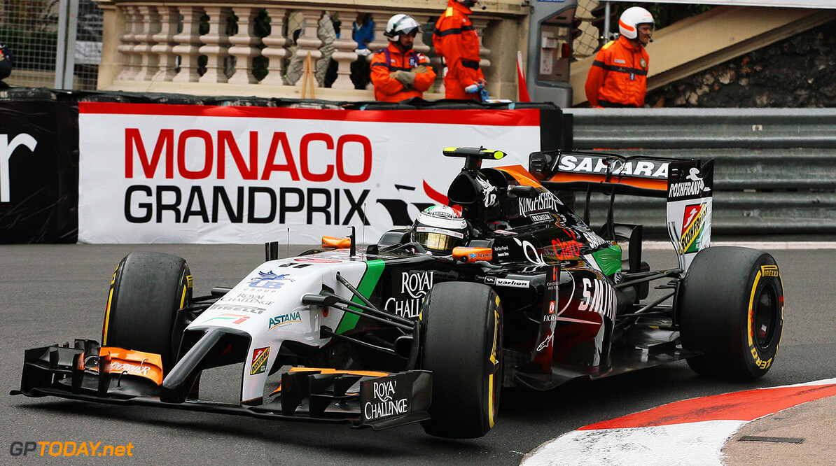 Formula One World Championship Sergio Perez (MEX) Sahara Force India F1 VJM07.