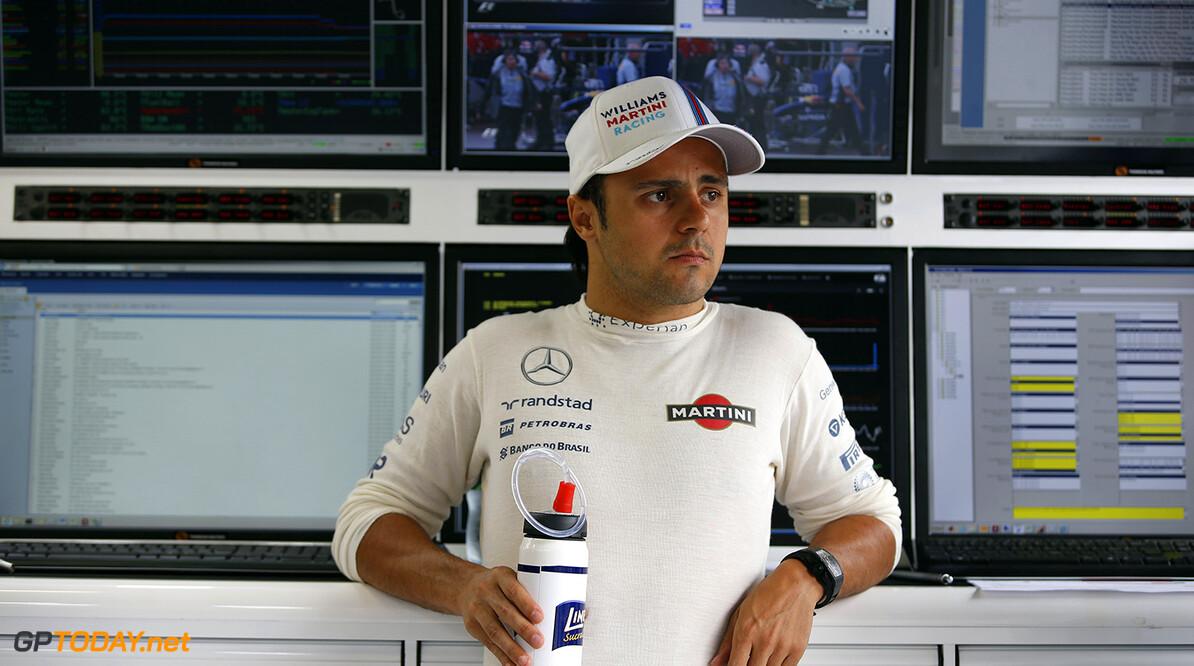 Monte Carlo, Monaco. Thursday 22 May 2014. Felipe Massa, Williams F1. Photo: Glenn Dunbar/Williams F1. ref: Digital Image _W2Q9486      f1 formula 1 formula one gp grand prix Portrait