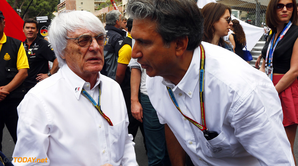 "Ecclestone: ""We don't need a second race in Spain"""