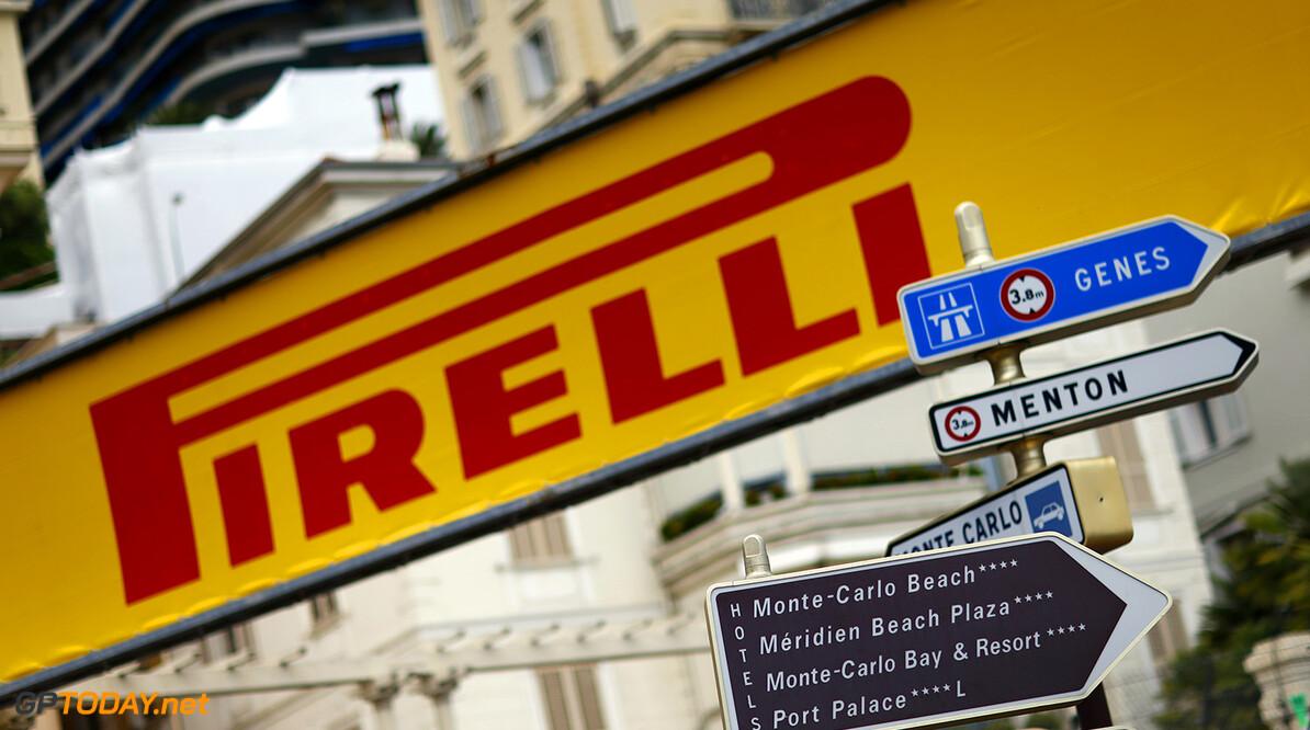 2014 Formula One Monaco Grand Prix,  Circuit de Monaco, Monte Carlo, Monaco, 21st -25th May 2014 Pirelli logo detail, Circuit Atmosphere,  World Copyright: (C) Andrew Hone Photographer 2014. Ref:  _ONY2730  Andrew Hone Monaco Principality of Monaco  Formula One F1 Circuit de Monaco Monte Carlo Monaco Principality of Monaco