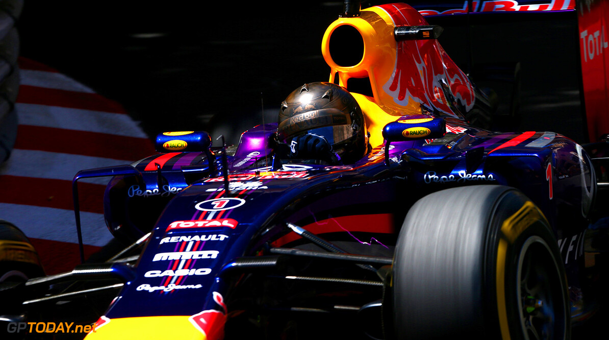 Red Bull releases Vettel after test in Abu Dhabi