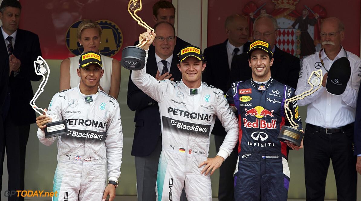 Hamilton verdenkt Rosberg nog altijd van opzet