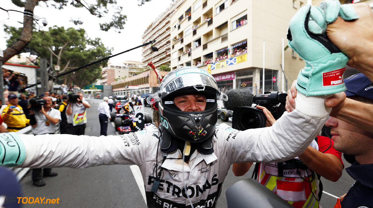 """Rosberg: """"Opdracht is om Hamilton nerveus te maken"""""""