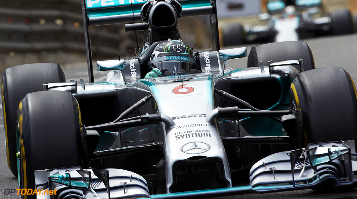 'Rosberg not aggresive enough to win world championship'