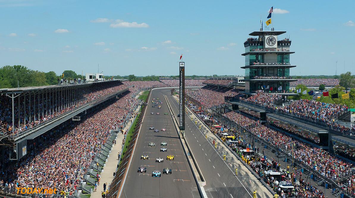 Indy 500 voor het eerst uitverkocht