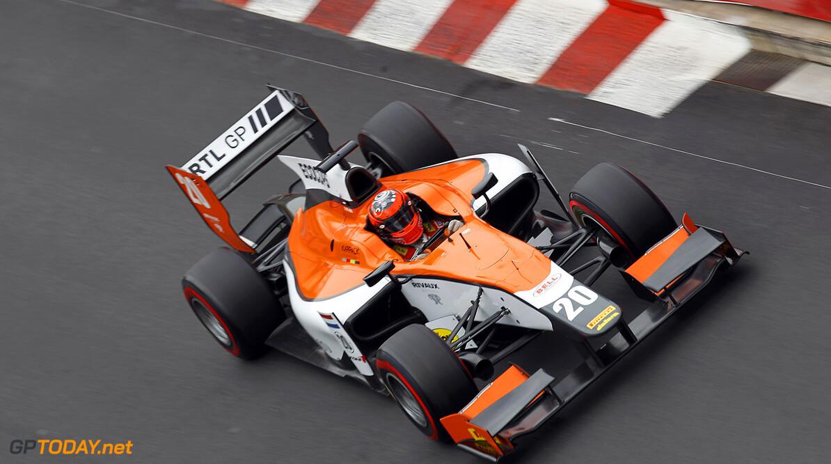 2014 GP2 Series Round 3 - Qualifying Monte Carlo, Monaco. Thursday 22 May 2014. Daniel de Jong (NED, MP Motorsport)  Photo: Sam Bloxham/GP2 Series Media Service. ref: Digital Image _G7C1446   Sam Bloxham