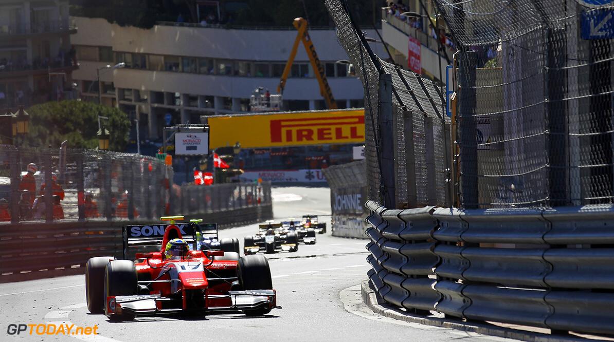 2014 GP2 Series Round 3 - Race 2 Monte Carlo, Monaco. Saturday 24 May 2014. Andre Negrao (BRA, Arden International)  Photo: Sam Bloxham/GP2 Series Media Service. ref: Digital Image _G7C2634   Sam Bloxham    Race Two
