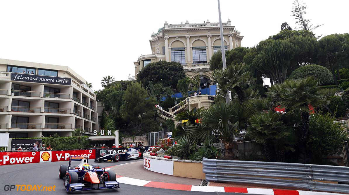 2014 GP2 Series Round 3 - Qualifying Monte Carlo, Monaco. Thursday 22 May 2014. Sergio Canamasas (CAN, Trident)  Photo: Sam Bloxham/GP2 Series Media Service. ref: Digital Image _SBL2195   Sam Bloxham