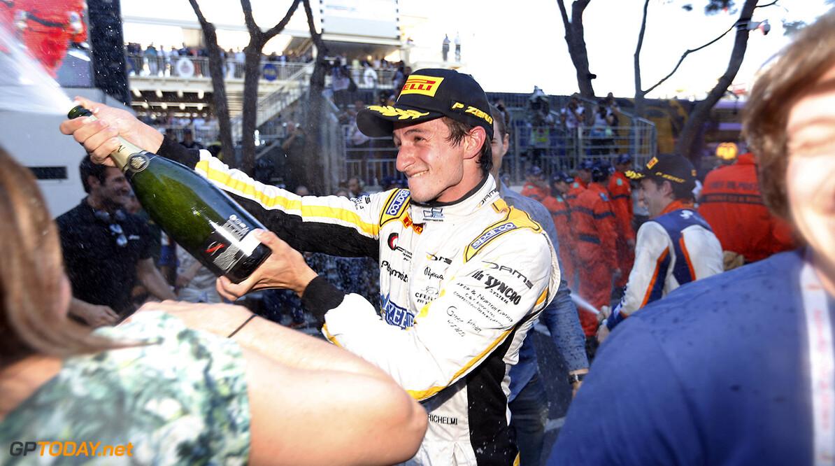 2014 GP2 Series Round 3 - Race 2 Monte Carlo, Monaco. Saturday 24 May 2014. Stephane Richelmi (MON, DAMS)  Photo: Sam Bloxham/GP2 Series Media Service. ref: Digital Image _SBL3956   Sam Bloxham    Race Two