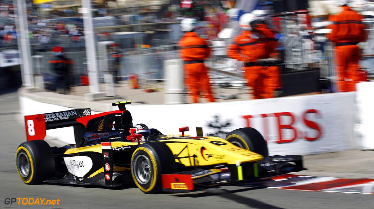 2014 GP2 Series Round 3 - Race 2 Monte Carlo, Monaco. Saturday 24 May 2014. Stephane Richelmi (MON, DAMS)  Photo: Sam Bloxham/GP2 Series Media Service. ref: Digital Image _G7C2822   Sam Bloxham    Race Two