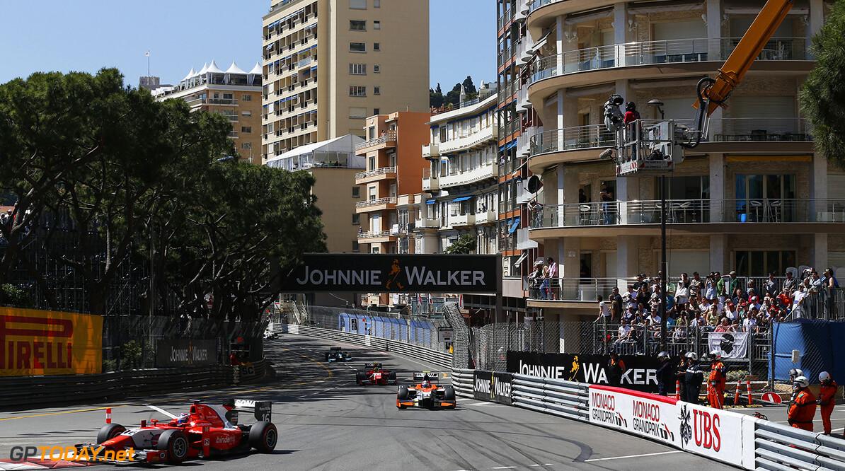 2014 GP2 Series Round 3 - Race 1 Monte Carlo, Monaco. Friday 23 May 2014. Rene Binder (AUT, Arden International)  Photo: Sam Bloxham/GP2 Series Media Service. ref: Digital Image _SBL2826   Sam Bloxham    Race One
