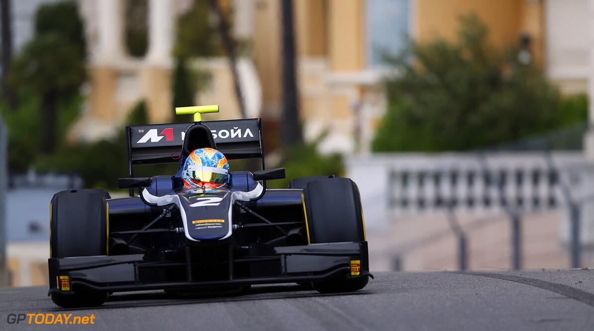 2014 GP2 Series Round 3 - Practice Monte Carlo, Monaco. Thursday 22 May 2014. Artem Markelov (RUS, RT RUSSIAN TIME)  Photo: Sam Bloxham/GP2 Series Media Service. ref: Digital Image _SBL1844   Sam Bloxham