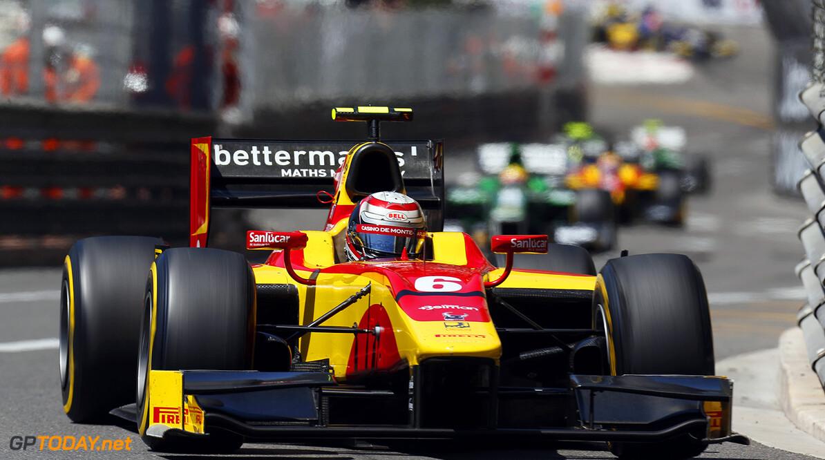 2014 GP2 Series Round 3 - Race 1 Monte Carlo, Monaco. Friday 23 May 2014. Stefano Coletti (MON, Racing Engineering)  Photo: Alastair Staley/GP2 Series Media Service. ref: Digital Image _R6T9414   Alastair Staley    Race One