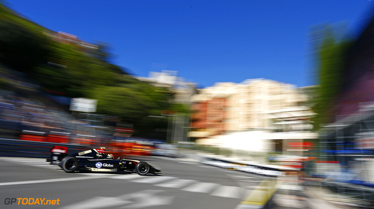 16 VAXIVIERE Matthieu (Fra) Formula Renault 3.5 Lotus action during the 2014 World Series by Renault, on May 24th, 2014 in Monaco. Photo Gregory Lenormand / DPPI AUTO - WSR MONACO 2014 Gregory Lenormand Monaco Monaco  Auto Car FR Formula Renault MONOPLACE Motorsport Race UNIPLACE WSR WORLD SERIES BY RENAULT 2014