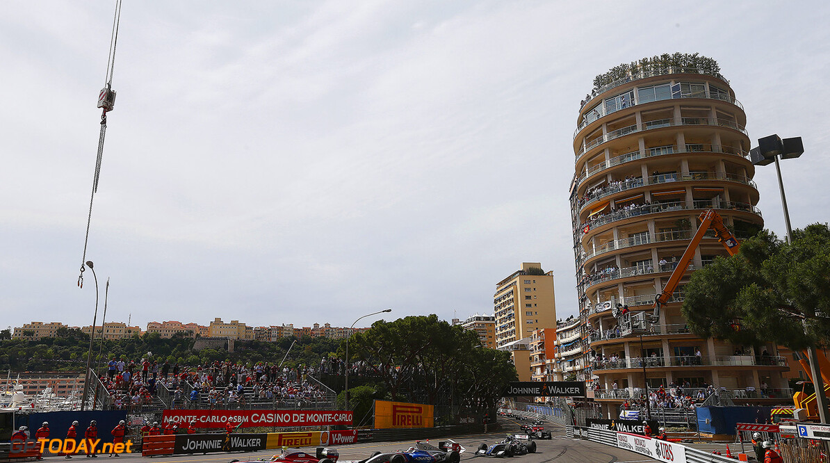 START during the 2014 World Series by Renault, on May 24th, 2014 in Monaco. Photo Jean Michel Le Meur / DPPI AUTO - WSR MONACO 2014 Jean Michel Le Meur Monaco Monaco  Auto Car FR Formula Renault MONOPLACE Motorsport Race UNIPLACE WSR WORLD SERIES BY RENAULT 2014