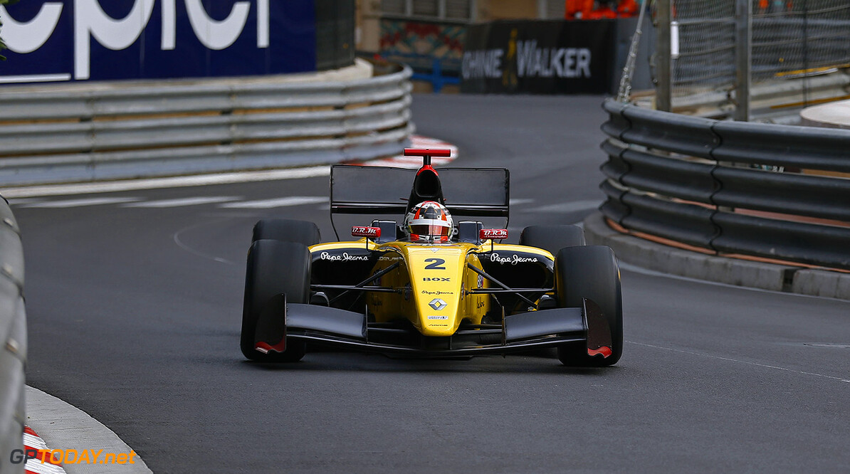 02 NATO Norman (Fra) Formula Renault 3.5 Dams action during the 2014 World Series by Renault, on May 24th, 2014 in Monaco. Photo Gregory Lenormand / DPPI AUTO - WSR MONACO 2014 Gregory Lenormand Monaco Monaco  Auto Car FR Formula Renault MONOPLACE Motorsport Race UNIPLACE WSR WORLD SERIES BY RENAULT 2014