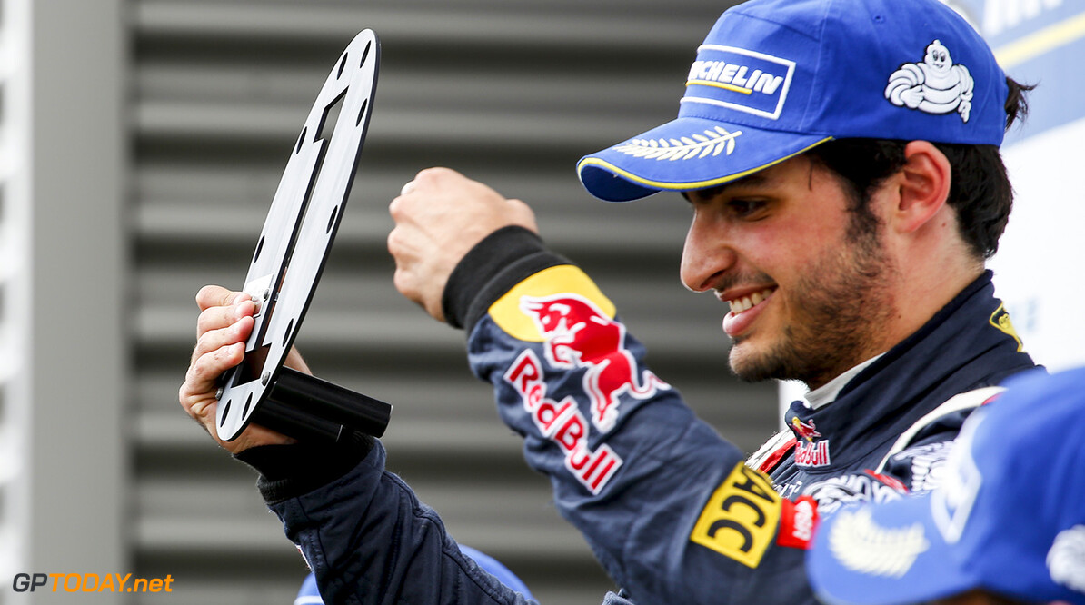 F1 not always about logic, merit and results - Sainz jr